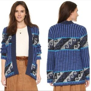 Free People Cardigan Time And Time Again